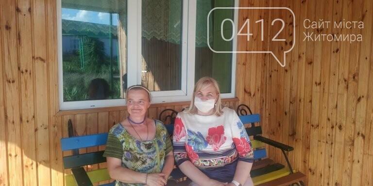 В інтернатних установах Житомирщини перевірили дотримання протиепідемічних заходів та проходження опалювального сезону, фото-3