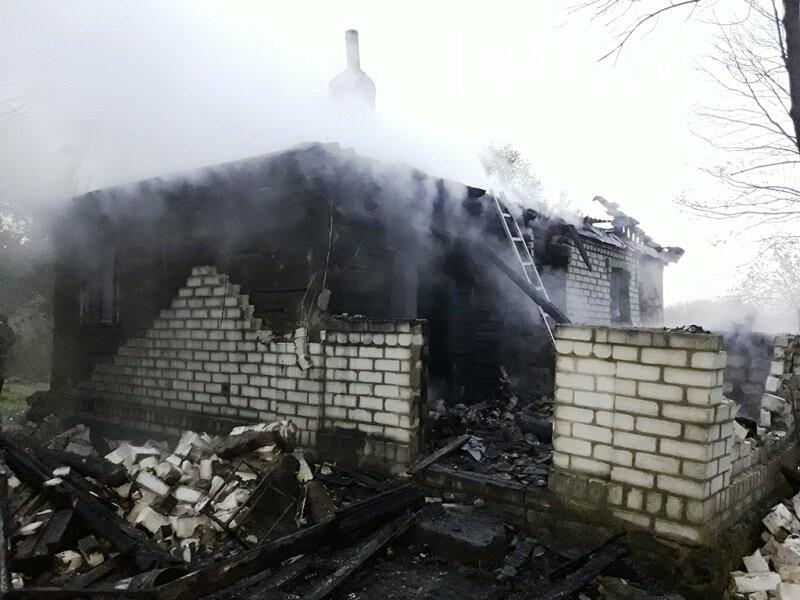 На Житомирщині виникло три пожежі в житловому секторі, в одній з яких загинула жінка, фото-3