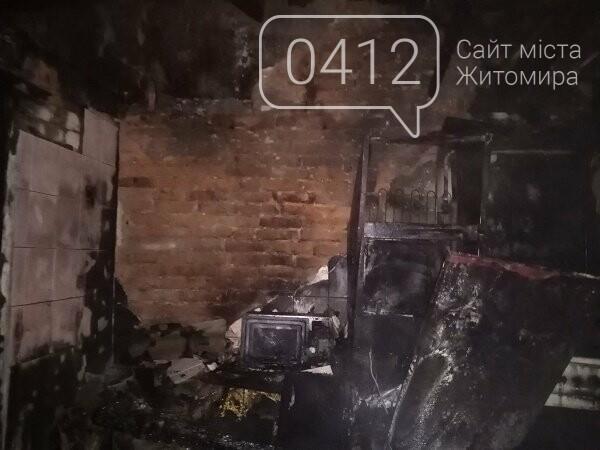 На території Житомирської області ліквідовано 3 пожежі у приватному секторі, фото-2