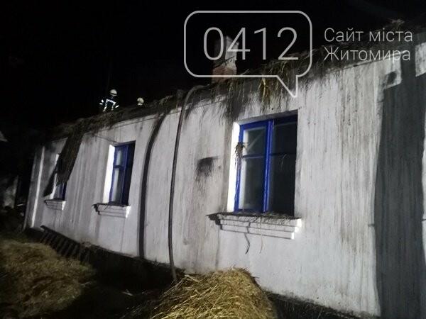 На території Житомирської області ліквідовано 3 пожежі у приватному секторі, фото-3