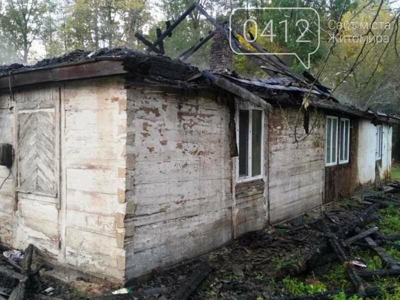 У Хорошівському районі упродовж доби рятувальники ліквідували дві пожежі в приватних обійстях селян, фото-2