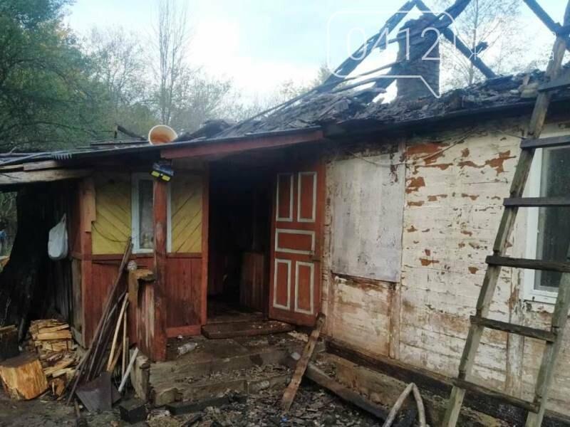 У Хорошівському районі упродовж доби рятувальники ліквідували дві пожежі в приватних обійстях селян, фото-4