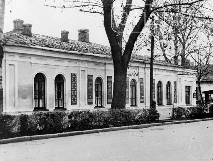 Світлина 1978 року: Будинок в Житомирі, в якому народився видатний композитор Борис Лятошинський, фото-1