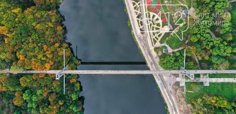 Зарічанський пішохідний міст — майже точна копія Босфорського?, фото-4