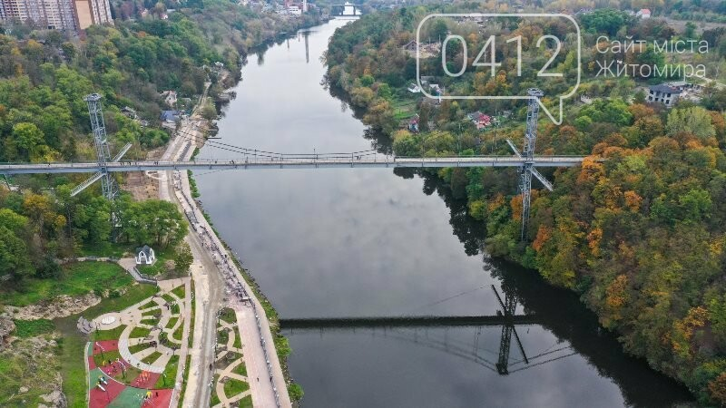 Зарічанський пішохідний міст — майже точна копія Босфорського?, фото-3
