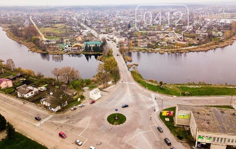 Дивовижне селище на Житомирщині з висоти пташиного польоту. ФОТО, фото-3