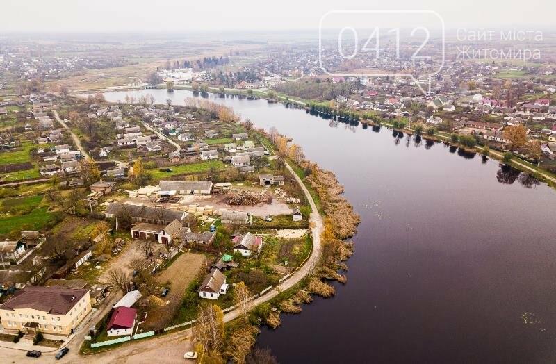 Дивовижне селище на Житомирщині з висоти пташиного польоту. ФОТО, фото-4