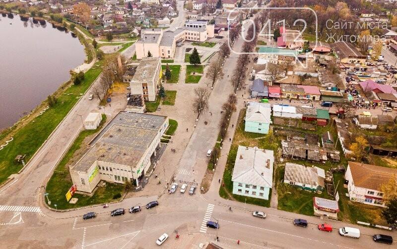 Дивовижне селище на Житомирщині з висоти пташиного польоту. ФОТО, фото-6