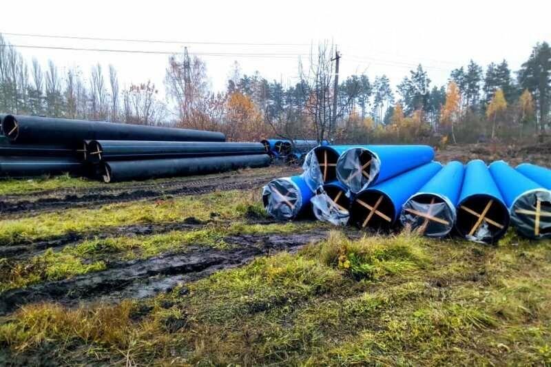 Андрій Нікітін: Нові трубопроводи DN900 вже чекають на інсталяцію. ФОТО, фото-4