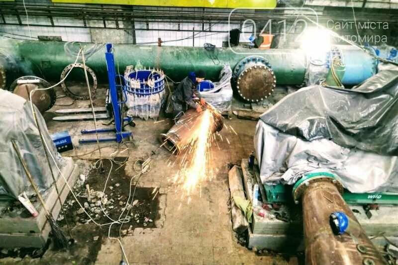 Андрій Нікітін: Нові трубопроводи DN900 вже чекають на інсталяцію. ФОТО, фото-2