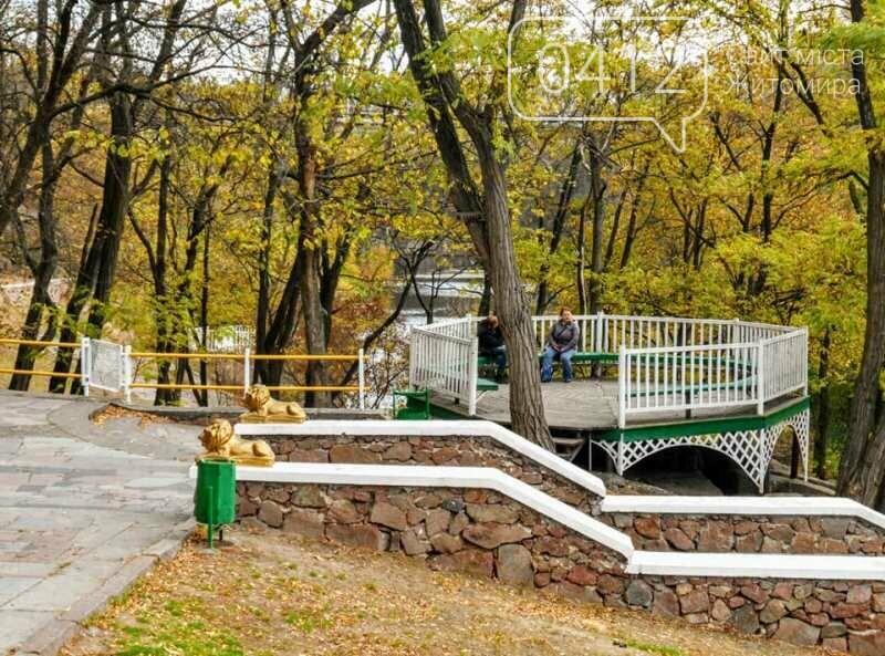 Дивовижний осінній парк у Коростені. ФОТО, фото-13