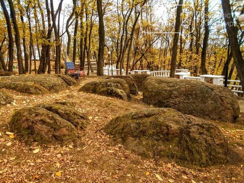 Дивовижний осінній парк у Коростені. ФОТО, фото-4