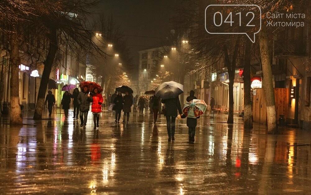 Неймовірний дощовий Житомир. ФОТО, фото-4