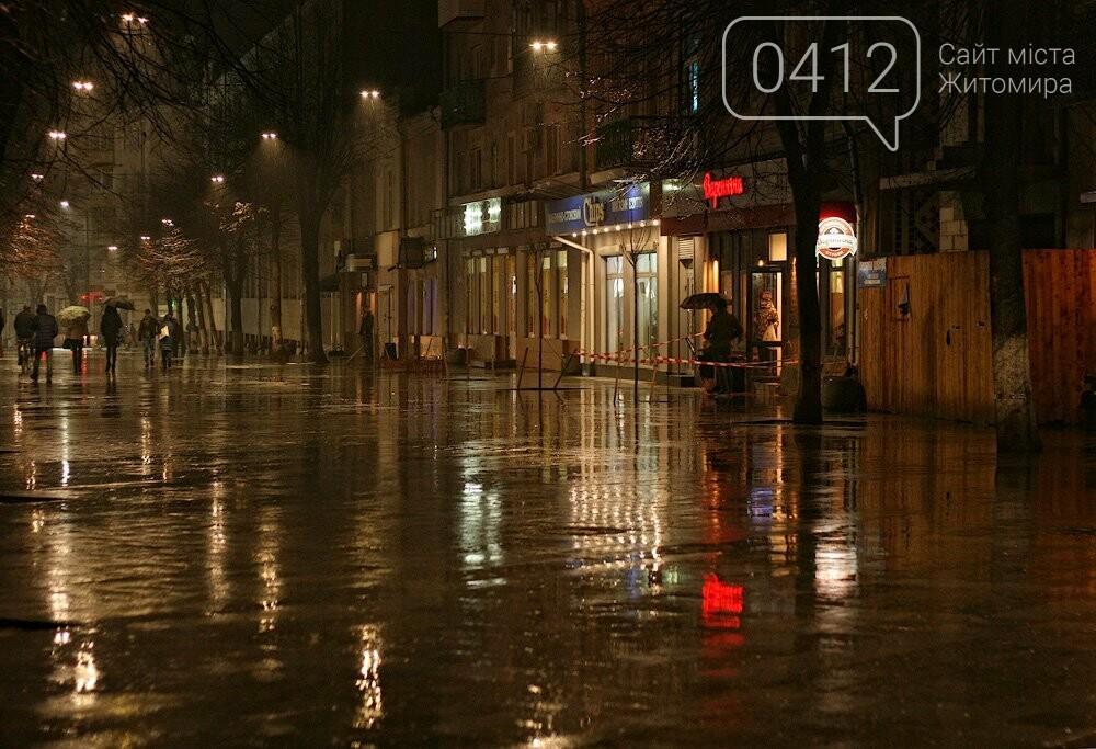 Неймовірний дощовий Житомир. ФОТО, фото-5