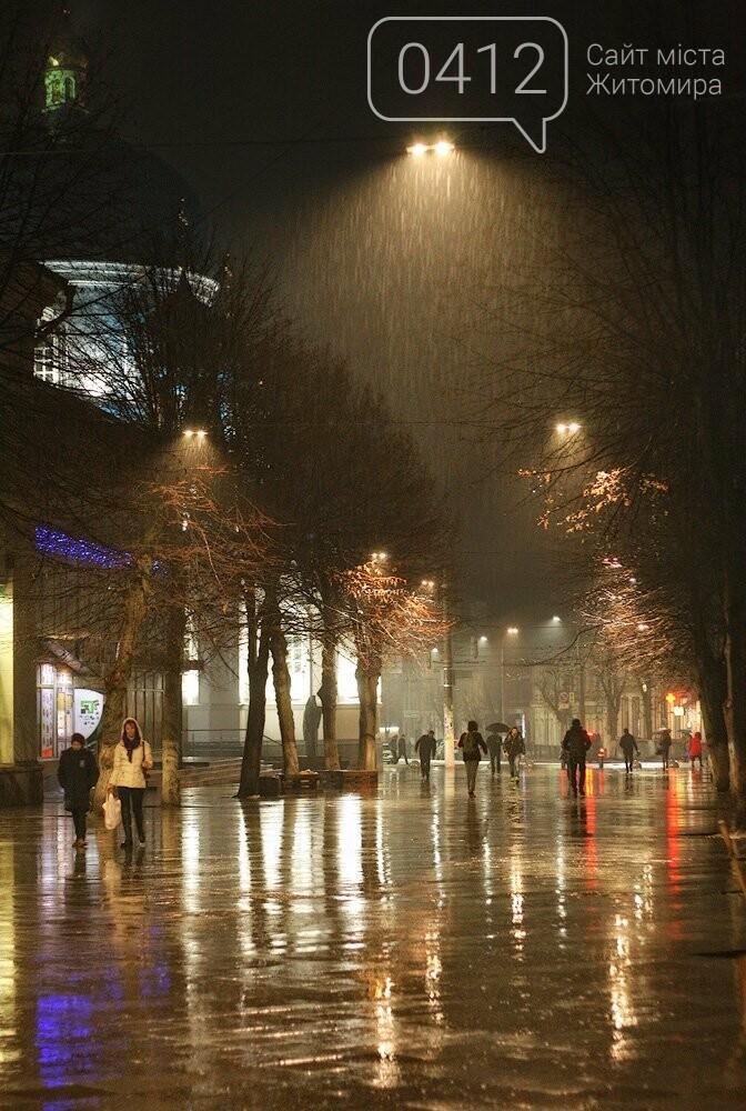 Неймовірний дощовий Житомир. ФОТО, фото-6