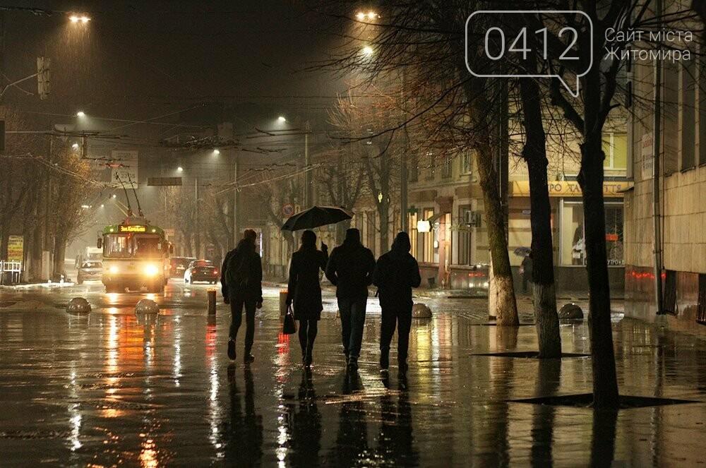 Неймовірний дощовий Житомир. ФОТО, фото-7