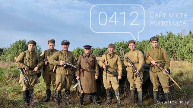 «Шлях поколінь»: житомирські реконструктори взяли участь у зйомках фільму. ФОТО, фото-6