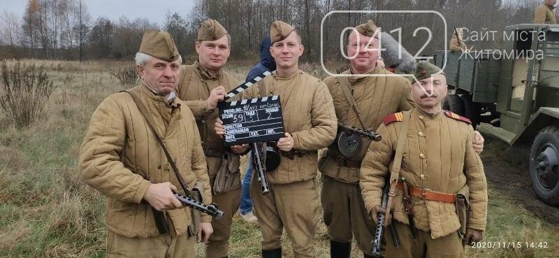 «Шлях поколінь»: житомирські реконструктори взяли участь у зйомках фільму. ФОТО, фото-7