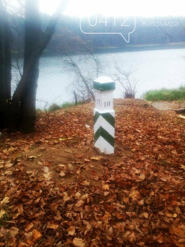 У Зарічанському лісгоспі оновили межові знаки. ФОТО, фото-5