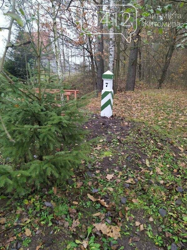 У Зарічанському лісгоспі оновили межові знаки. ФОТО, фото-6