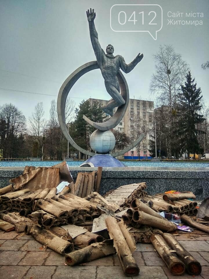 Колоритні куточки зимової Польової в Житомирі. ФОТО, фото-1