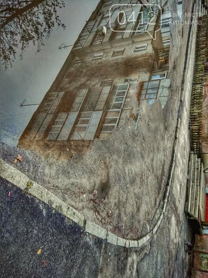 Колоритні куточки зимової Польової в Житомирі. ФОТО, фото-4