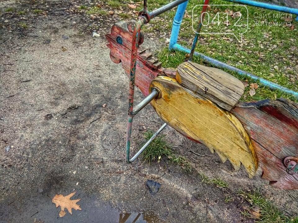 Колоритні куточки зимової Польової в Житомирі. ФОТО, фото-6