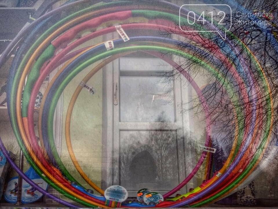 Колоритні куточки зимової Польової в Житомирі. ФОТО, фото-7