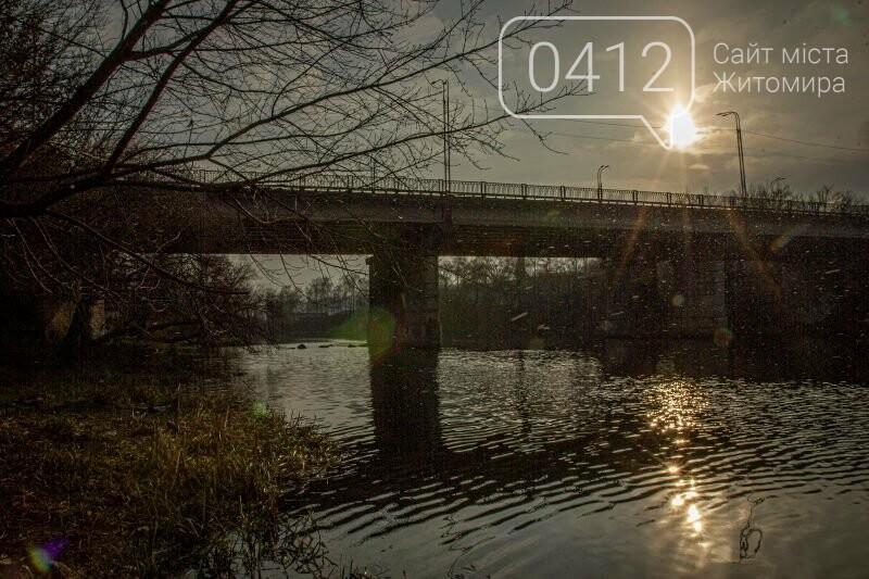 Чаруючі пейзажі січневого Житомира. ФОТО, фото-2