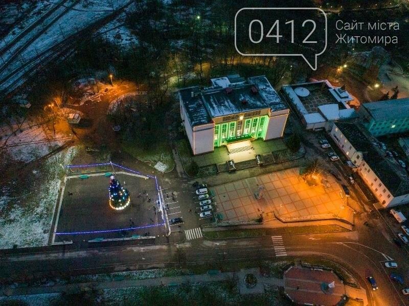 Коли заворожує Коростень: Світлини з висоти пташиного польоту. ФОТО, фото-4