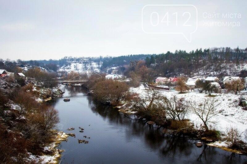 Могутність та краса: засніжені краєвиди мальовничого Новограда-Волинського. ФОТО, фото-5