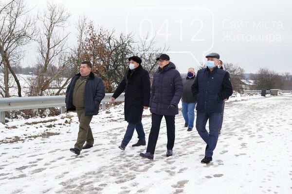 Громада на Житомирщині стурбована тим, що здача мосту в експлуатацію відтерміновується, фото-5