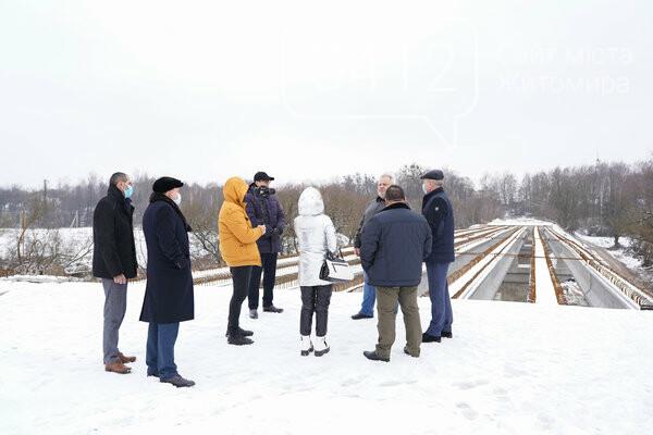 Громада на Житомирщині стурбована тим, що здача мосту в експлуатацію відтерміновується, фото-7