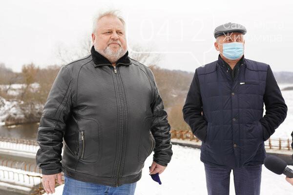 Громада на Житомирщині стурбована тим, що здача мосту в експлуатацію відтерміновується, фото-8