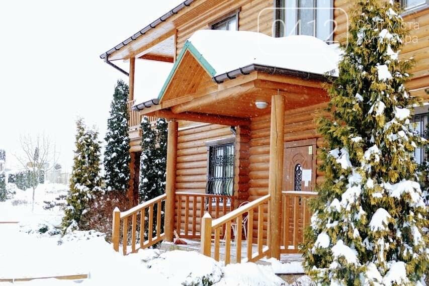 Справжня зима в жіночому монастирі на Житомирщині: у мережі опублікували дивовижні світлини. ФОТО, фото-1