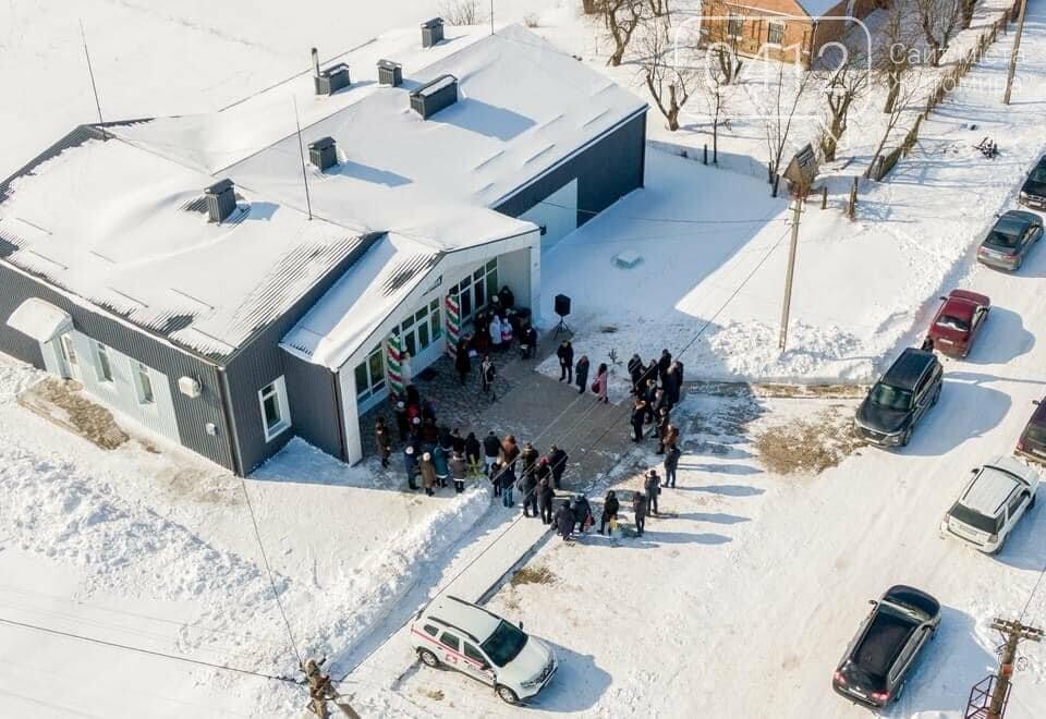 Відкриття нової амбулаторії — подія, на яку 5-тисяна громада на Житомирщині чекала декілька років. ФОТО, фото-1