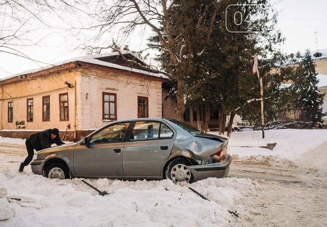 У ритмі зимового міста: колорит засніжених вулиць Житомира. ФОТО, фото-12