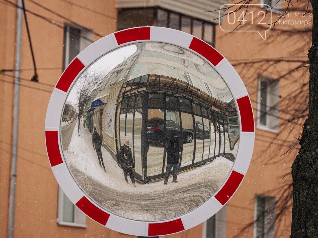 У ритмі зимового міста: колорит засніжених вулиць Житомира. ФОТО, фото-17