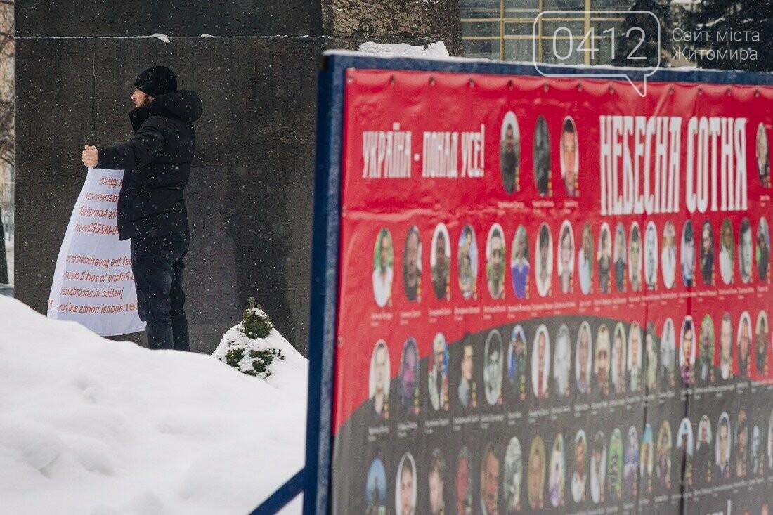 У ритмі зимового міста: колорит засніжених вулиць Житомира. ФОТО, фото-20