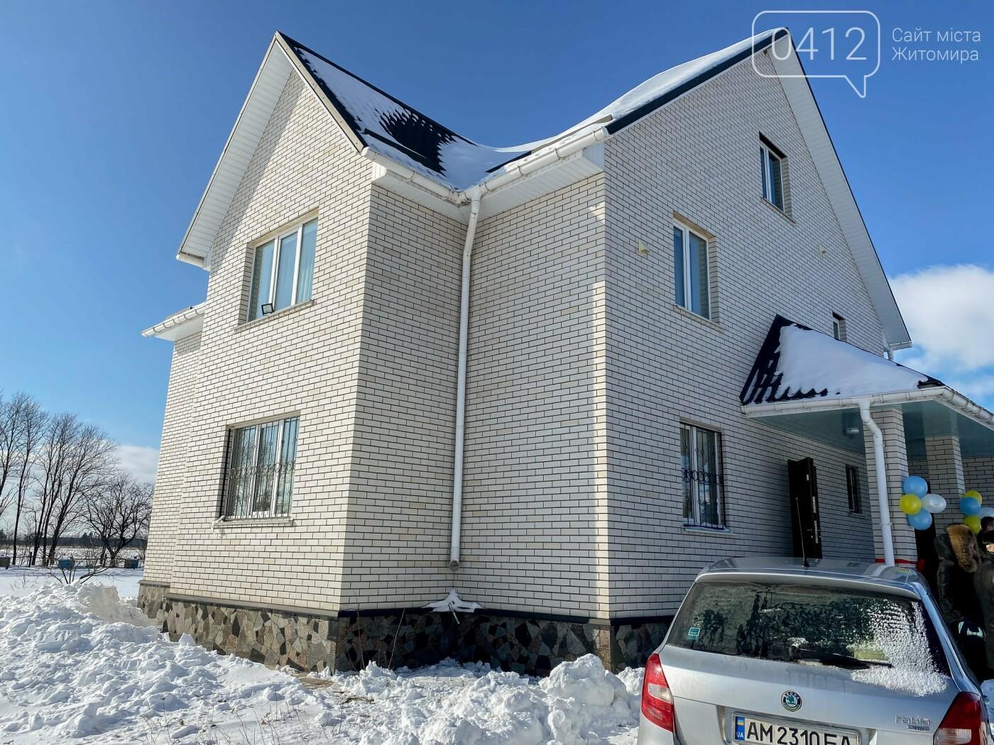 «Створення дитячих будинків сімейного типу на Житомирщині – це турбота про майбутнє», фото-2