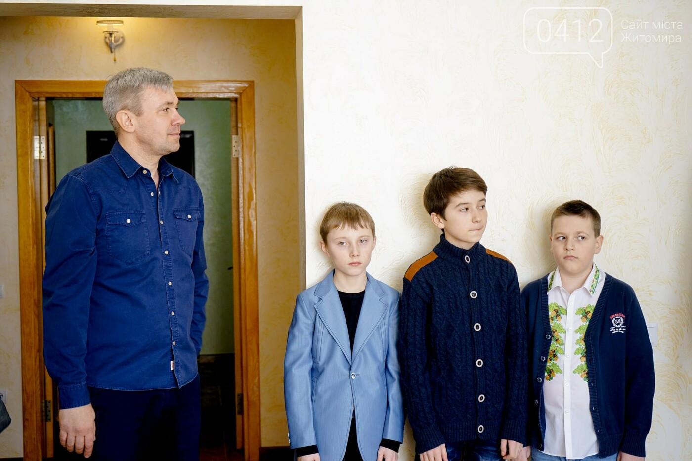 «Створення дитячих будинків сімейного типу на Житомирщині – це турбота про майбутнє», фото-8