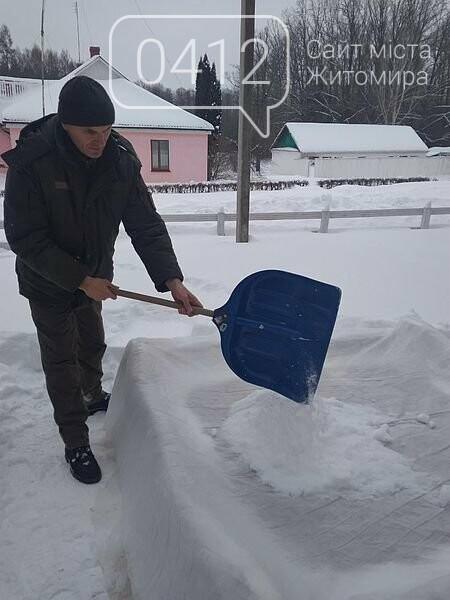 Городницькі лісівники снігують насіння хвойних, фото-2