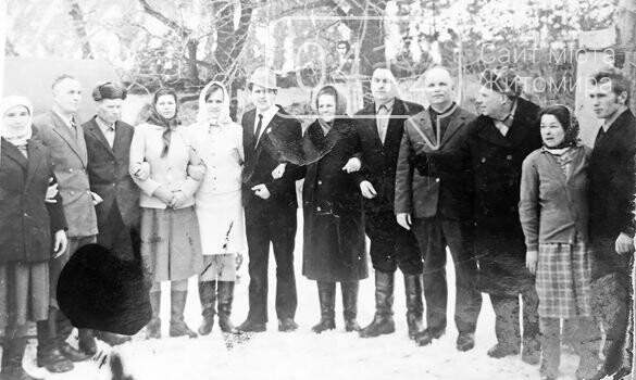 Пів століття разом, долаючи усі труднощі, або Секрети щасливого сімейного життя подружжя на Житомирщині, фото-1