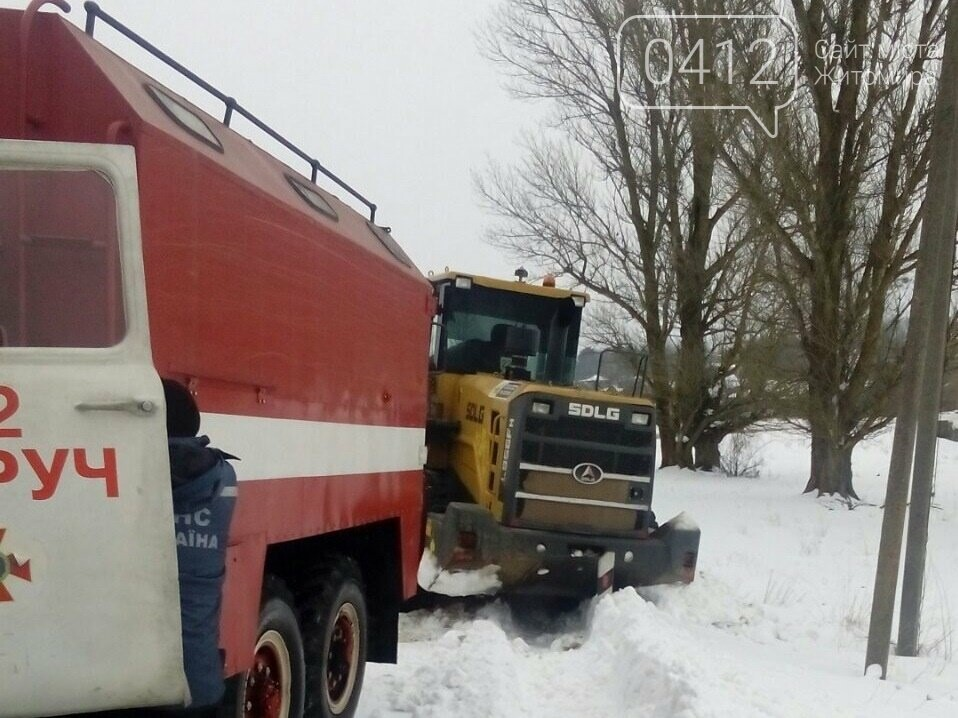 На Житомирщині рятувальники декілька разів надавали допомогу водіям транспортних засобів, фото-1