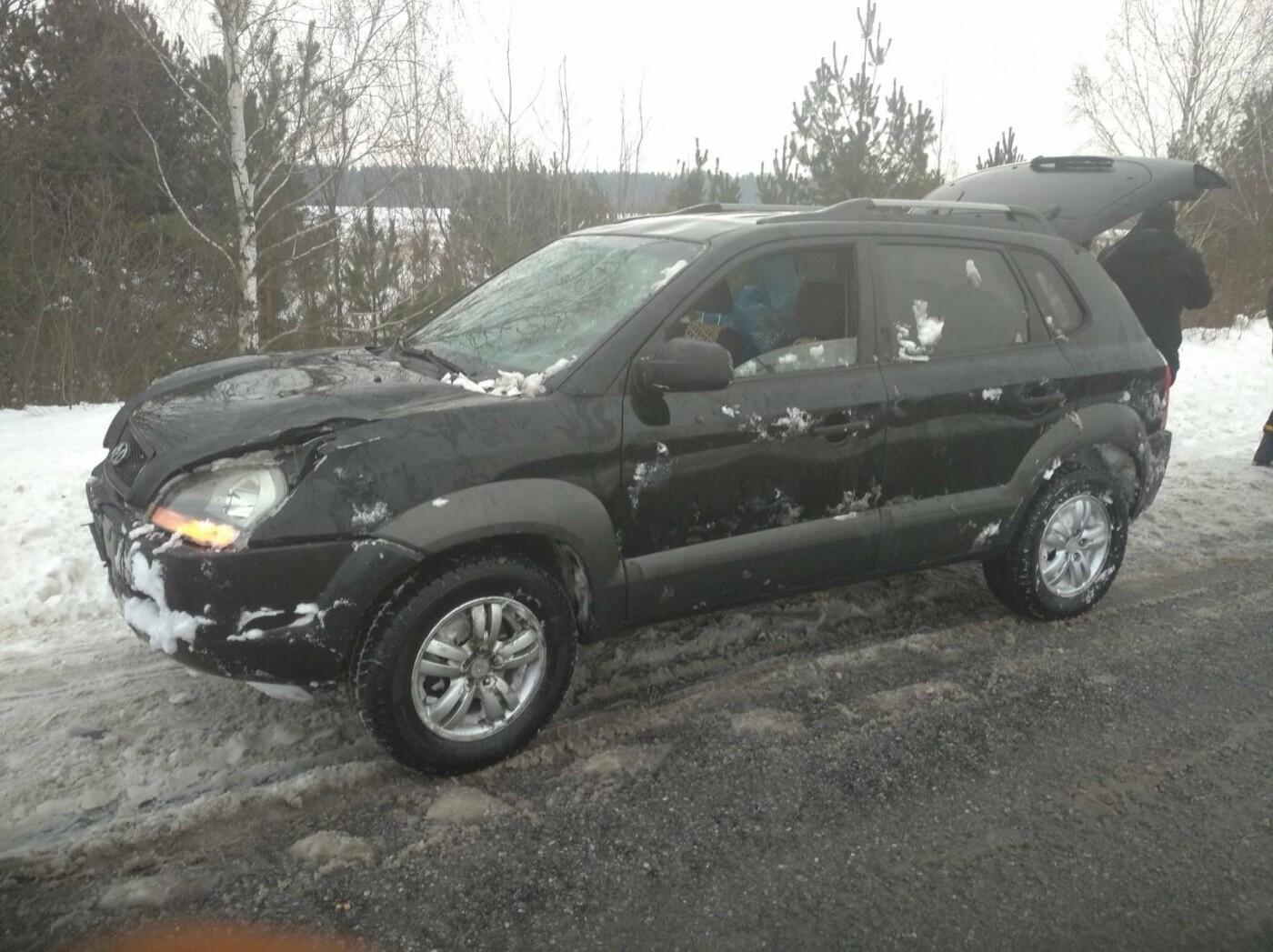 На Житомирщині рятувальники декілька разів надавали допомогу водіям транспортних засобів, фото-3