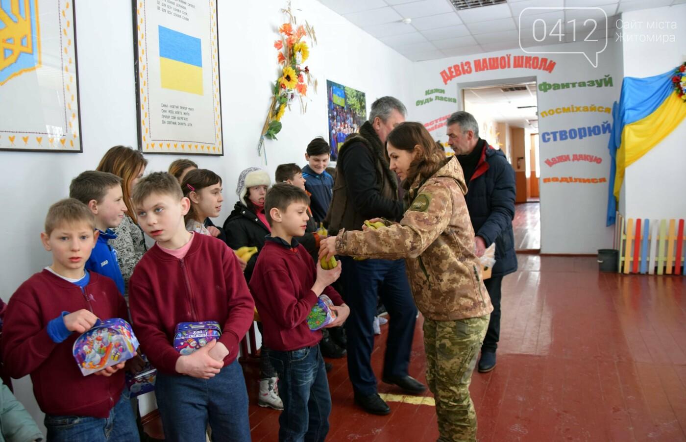Щирі посмішки та емоції: Як діти зі школи-інтернату з військовими «тридцятки» зустрілися. ФОТО, фото-6