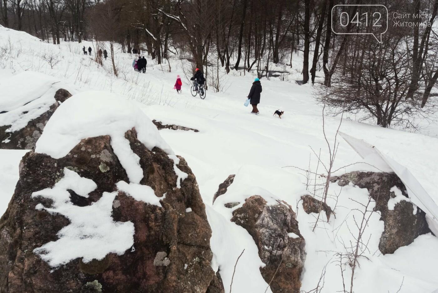Унікальні ландшафти, зона відпочинку на березі річці: житомиряни пропонують облаштувати ландшафтний парк на Соколовій Горі, фото-12