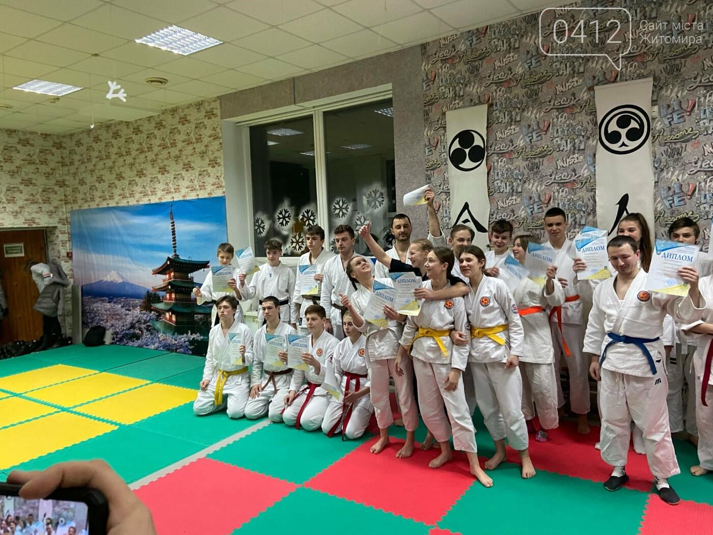 150 спортсменів взяли участь в чемпіонат Житомира з айкідо. ФОТО, фото-2
