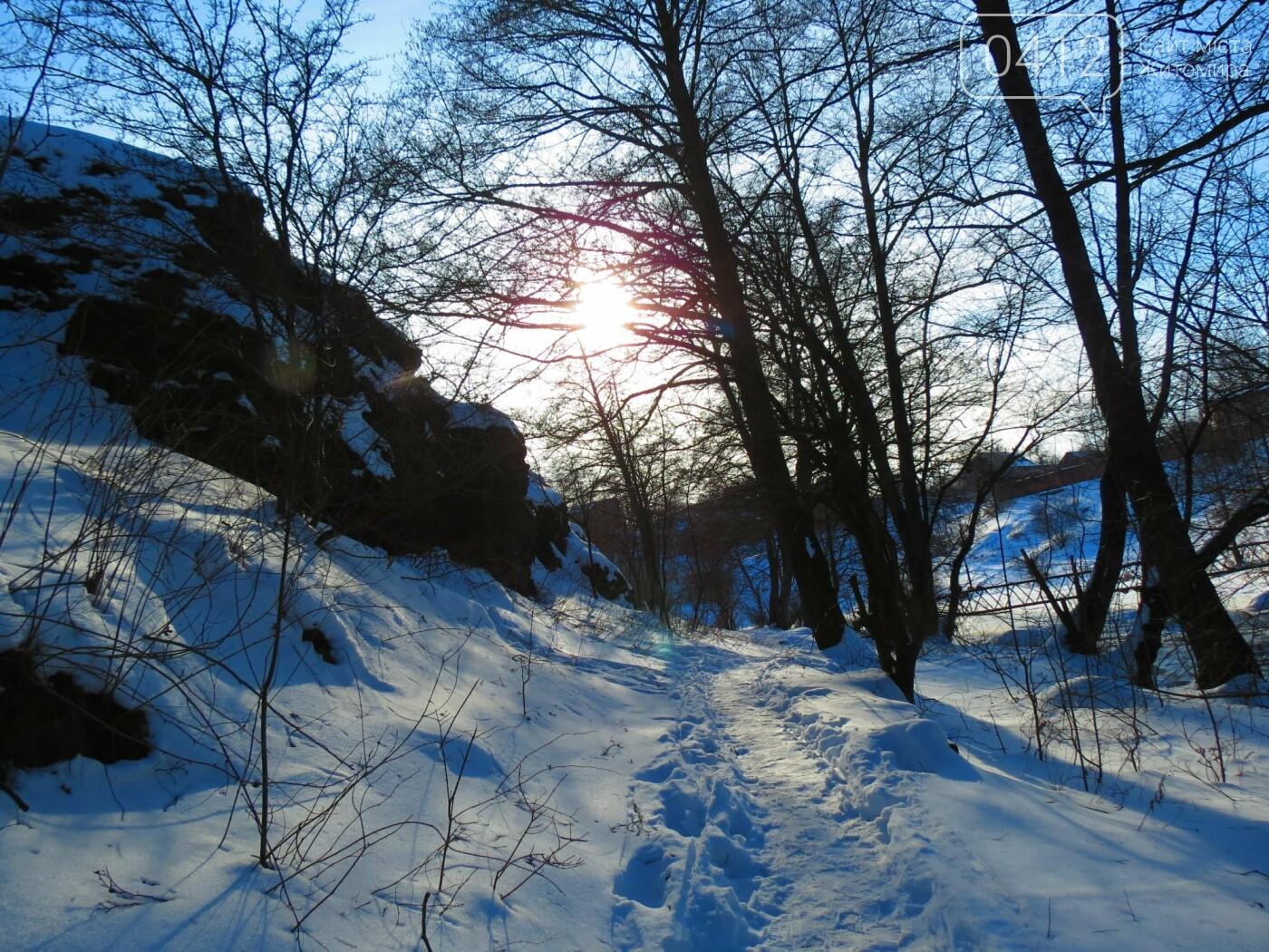 Між зимою та весною: неймовірної краси місцини в Житомирі. ФОТОРЕПОРТАЖ, фото-18