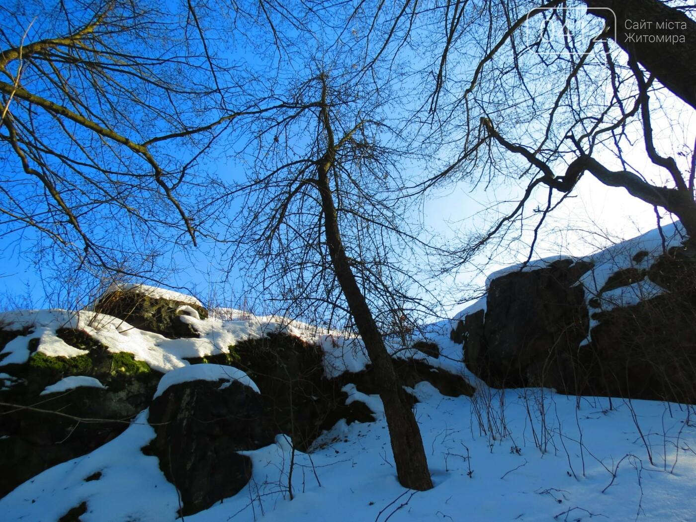Між зимою та весною: неймовірної краси місцини в Житомирі. ФОТОРЕПОРТАЖ, фото-19